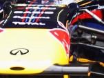 Infiniti sponsors Red Bull Racing F1 team