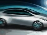 Teaser for Infiniti luxury EV due in 2013