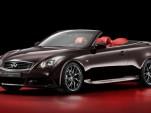 2010 Infiniti Performance Line G Cabrio Concept