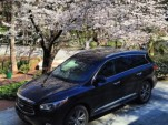 2013 Infiniti JX Six-Month Road Test