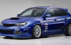 Subaru Impreza WRX STI fitted with ings N-Spec bodykit