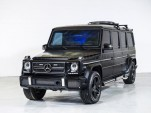INKAS armored Mercedes-Benz G63 AMG limousine