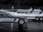 Inspired by AMG Cigarette Racing Boat