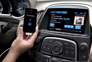 IntelliLink in the 2013 Buick LaCrosse