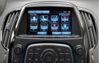 2012 Buick LaCrosse, Regal, Verano Will Come With Pandora