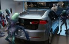 Super Bowl Ads: Chevrolet Using Aliens To Pitch Volt, Silverado