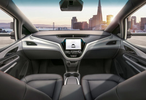 Cruise AV, GM's autonomous electric Bolt EV, to go into production in 2019