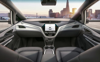 Chevy bids adieu to the steering wheel for self-driving cars