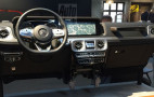 Interior of next-generation Mercedes-Benz G-Class leaked