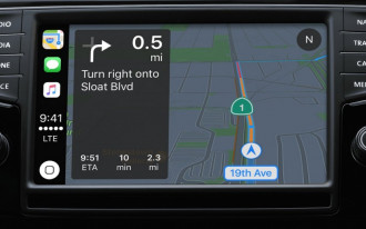Apple: Self-driving cars shouldn't need a map