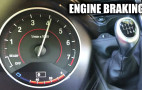 Is it a bad idea to engine brake with a manual transmission?