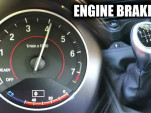 Is engine braking bad?