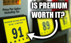 Is Premium Gas worth the higher cost?