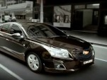 Is this the refreshed Chevy Cruze?