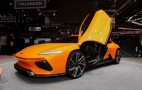 Italdesign unveils GTZero electric supercar in Geneva: Live photos and video
