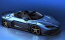 Italdesign Zerouno Roadster