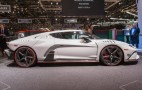 First model from Italdesign road car division is the Zerouno supercar