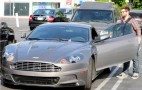 Jack Osbourne's Aston Martin Keyed By Ex: Is Nothing Sacred?