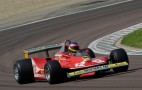 Gilles Villeneuve Honored By His Son, Ferrari At Fiorano Circuit
