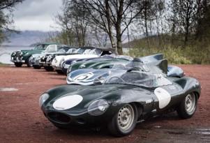 Jaguar 2015 Mille Miglia