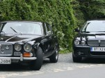 Jaguar celebrating 40 years of the XJ saloon