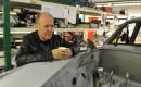 Jaguar design boss Ian Callum at England's Classic Motor Cars