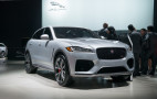2019 Jaguar F-Pace SVR coming to New York auto show; who ordered the spicy one?