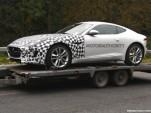 Jaguar F-Type all-wheel-drive 'Plant Launch Vehicle' spy shots