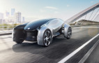 Jaguar Future-Type is a familiar vision of a self-driving city car