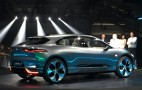 Jaguar I-Pace electric SUV being built now; Europe launch this year, U.S. in 2018?