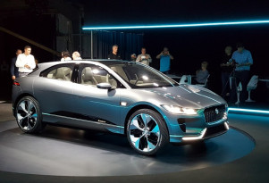 First Euro prices for Jaguar I-Pace electric car released; US $70K to $80K?