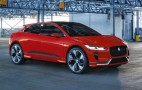 Jaguar I-Pace already in production, though US arrival not until 2018