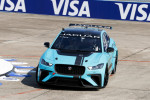 Jaguar I-Pace race car makes driving, not racing, debut at 2018 Formula E Berlin e-Prix
