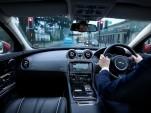 Jaguar Land Rover 360 Virtual Urban Windscreen transparent pillar technology
