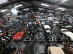 Jaguar Land Rover buys collection of 543 classic vehicles