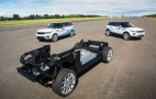 Refreshed Land Rover lineup to include new plug-in hybrid