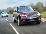 Jaguar Land Rover research vehicle