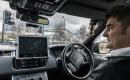 Jaguar Land Rover self-driving car