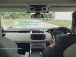 Jaguar Land Rover self-learning car tech