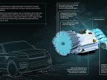 Jaguar Land Rover Transcend transmission