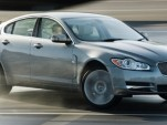 Jaguar launches the 2009 XF saloon