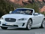 Jaguar XE Roadster rendering