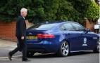 John McEnroe Serves Up Wimbledon Taxi Duty In New Jaguar XE: Video