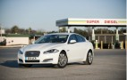 Jaguar XF Clean Diesel Completes U.S. Cross-Country Tour