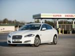 Jaguar XF Clean Diesel Completes U.S. Cross-Country Tour