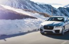 New Jaguar XF Getting All-Wheel Drive: Video