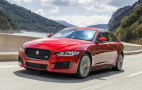 Jaguar isn't planning a V-8 for XE or XF