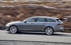 US-bound Jaguar XF Sportbrake revealed, priced from $71,445