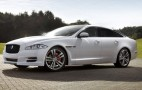 Jaguar Launches XJ Sport And Speed Packs At Dubai Motor Show