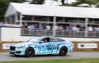Jaguar hints at 575-horsepower XJR